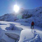 Warren Glacier Mt Garibaldi Squamish Volcano