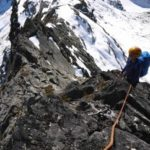 Mount Tricouni – South Ridge,  Whistler Alpine Climbing