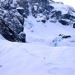 chute 66 below Mount Jofree on the Duffy Lake Road