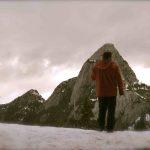 Mt Habrick from Sky Pilot Habrick col