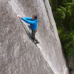 Squamish Rock Climbing – Exasperator Crack 5.10c  VIDEO