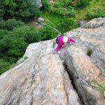 Rock Climbing Italy - Aosta Valley - Arand 2
