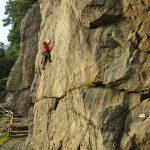 Rock Climbing Italy - Aosta Valley - Arnad