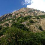 Rock Climbing Italy - Aosta Valley - Diretta al Banano