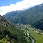 Rock Climbing Italy - Aosta Valley - Forte Di Bard