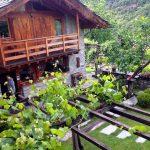 Rock Climbing Italy - Aosta Valley - Maison de Noe 2