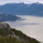 Summit of the Squamish Chief