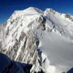 Mont Blanc and Mon Maudit