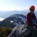 Summit of Mt Habrich looking west