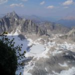 East Face of Snowpatch Spire - New Route2014
