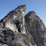 Summit of mount Gimli