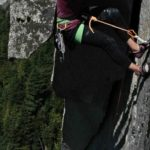 Grand Wall Squamish Rock Climb 5.11a