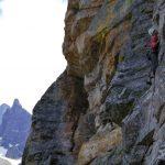 Lake Louise Rock Climbing