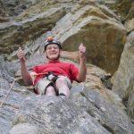 Rock Climbing Lake Louise