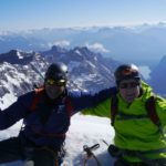 Summit of Mt. Victoia