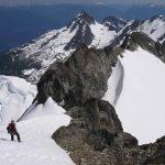 Tantalus Range Mountaineering: Mount Dione, Mount Serratus