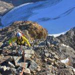 Mount Assiniboine North Ridge 1