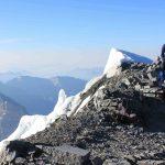Summit of Mount Assiniboine