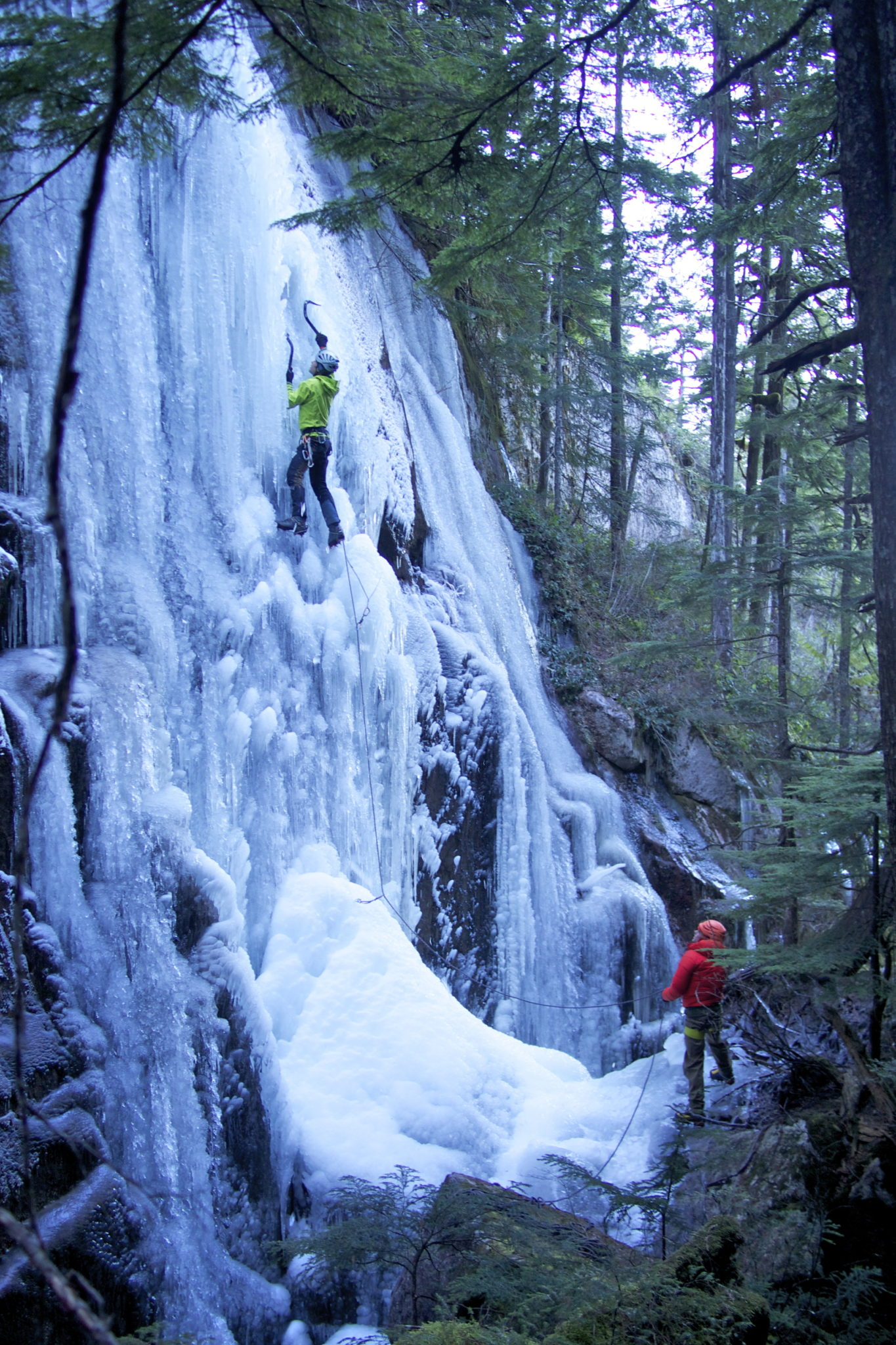 Squamish Ice