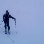 Sabine on Mt. Clemenceau