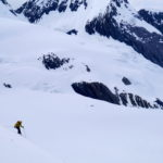 Skiing Mt Clemenceau Altus Mt Guides Crosby photo