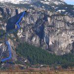 Squamish Buttress via Banana Peel VIDEO – Squamish Multi Pitch Climbing