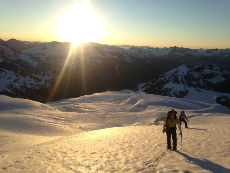 Warren Glacier Mt Garibaldi Squamish