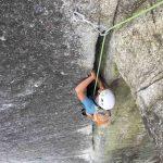Sunset Strip - Squamish Rock Climbing 1