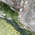 Sunset Strip - Squamish Rock Climbing