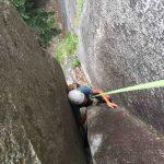 Sunset Strip - Squamish Rock Climbing 3