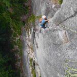 Sunset Strip - Squamish Rock Climbing 5