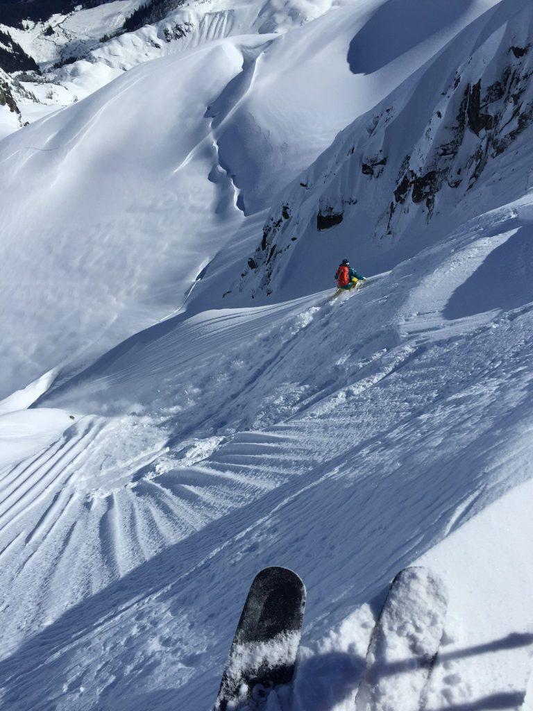Tantalus skiing