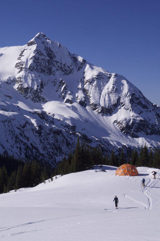 Mystery Creek Freeride Camp