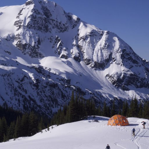 Mystery Creek Freeride Camp