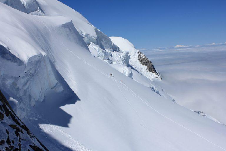 Mont Blanc - Trois Summet