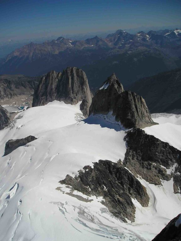 Bugaboo, Snowpatch, Pigeon Spire