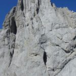 Alpine Rock Climbing Canadian Rockies