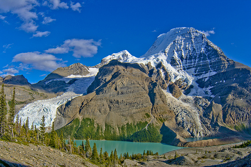 Mount Robson guide