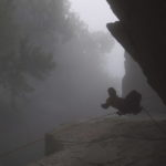 Altus Guides get out to scrub a new route in Squamish.