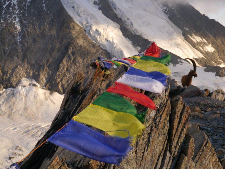 de Tet Rousse Refuge Mont Blanc Chamonix