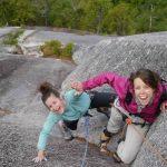 Apron Climb Diedre 5.8 ***