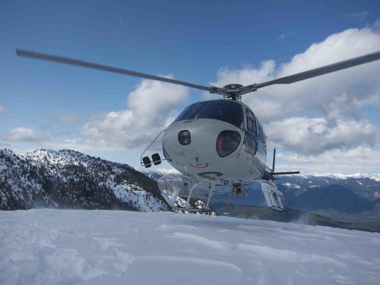 Vancouver Heli Skiing - Altus Mountain Guides