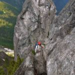 The Widow Maker Arete – Vancouver Alpine Climbing