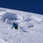 Skiing Mont Blanc du Tacul – May 31 2014