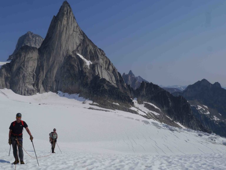 Bugaboos East Face of Snowpatch Spire