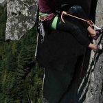 Grand Wall Squamish Rock Climb 5.11a