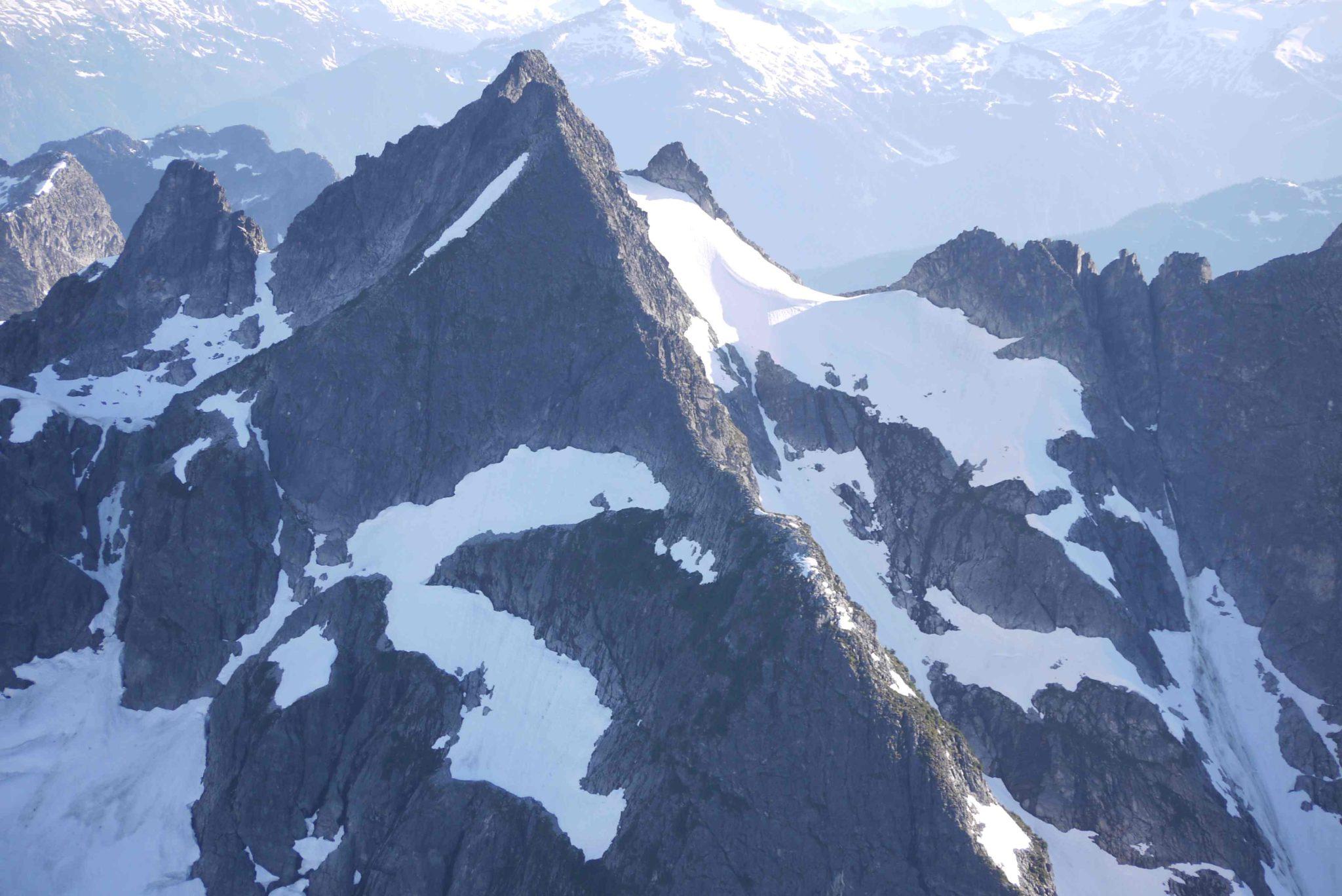 Tricouni North Ridge