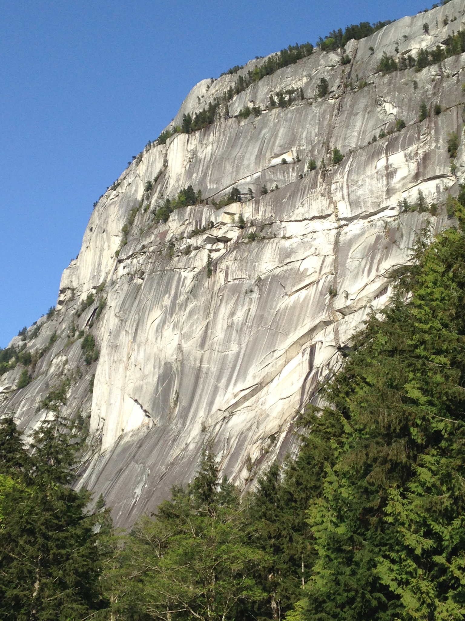 Grand Wall Squamish