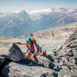 Scrambling Skills for Runners