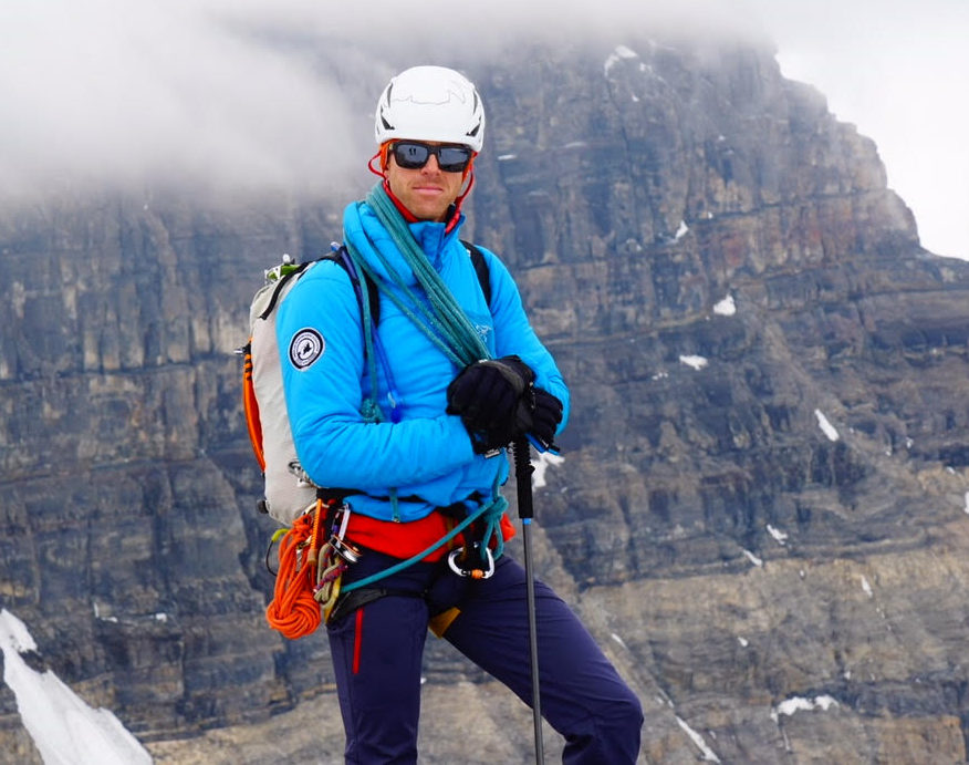 Andrew Councell Mountain Guide | Altus Mountain Guides